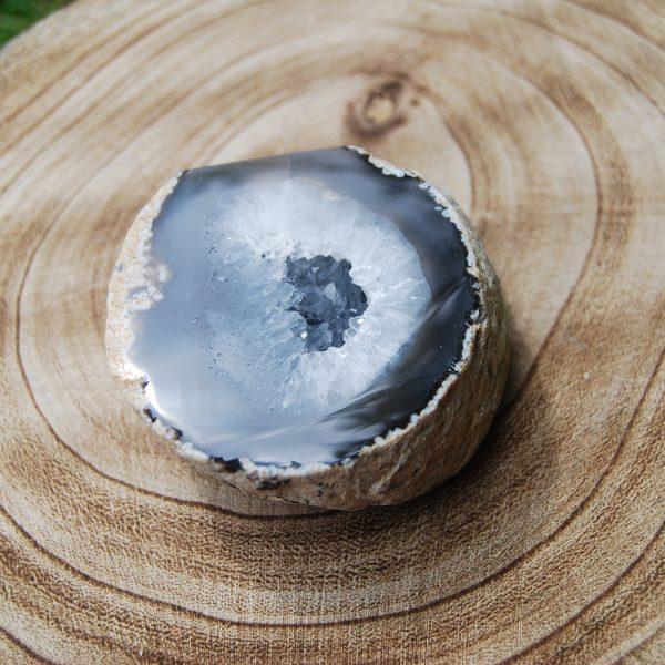 Agate Cut Base Geode 2 - CJF095