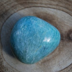Amazonite Polished Pebble - CJF129