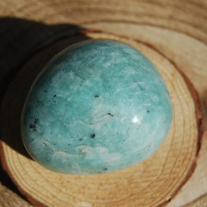 Amazonite Polished Pebble - CJF130
