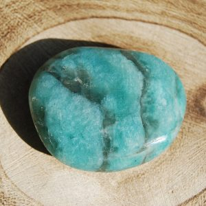 Amazonite Polished Pebble - CJF132