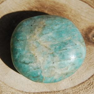 Amazonite Polished Pebble - CJF134