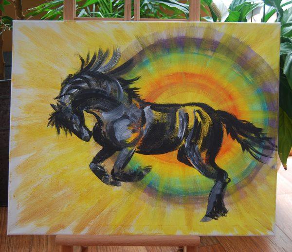 Black Horse - CJF654