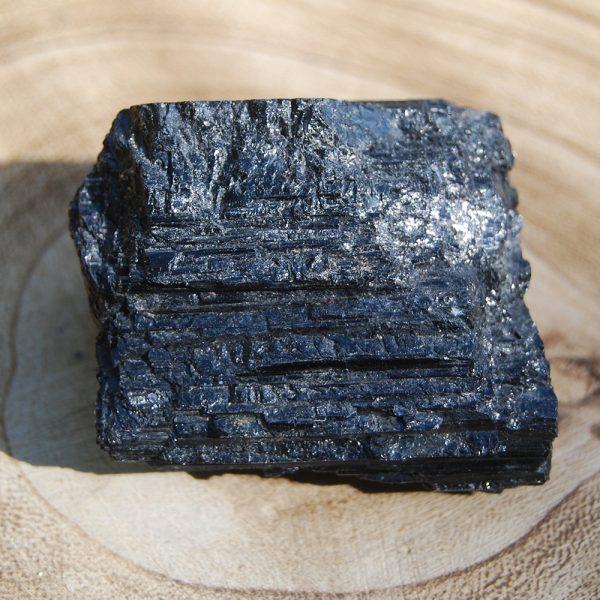 Black Tourmaline Rough - CJF125