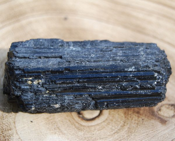 Black Tourmaline Rough - CJF127