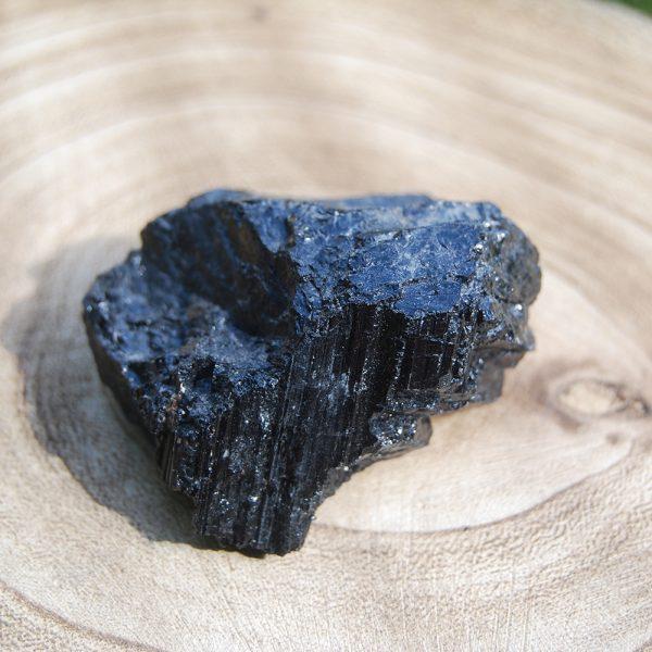 Black Tourmaline Rough - CJF128