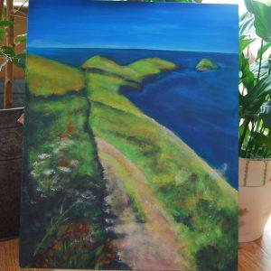 Cornish Coastline - CJF606