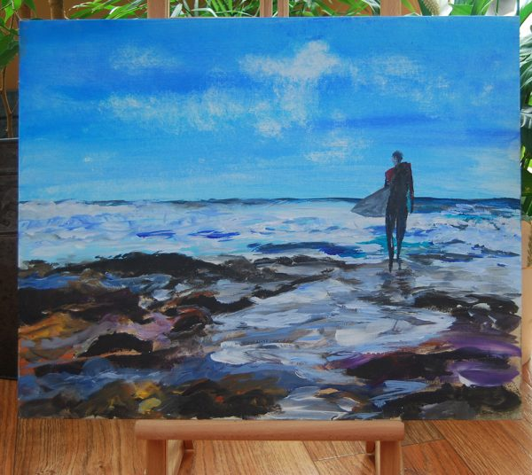 Cornish Surfer - CJF614