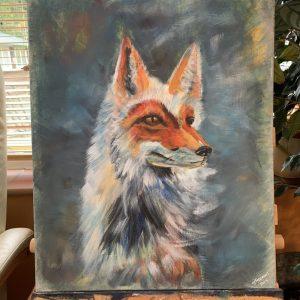 Fox Head - CJF1720