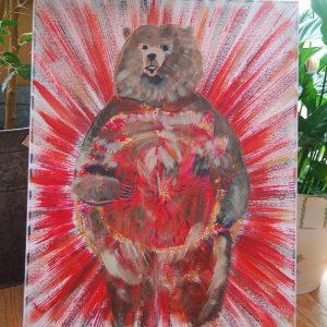Grizzly Bear- CJF657