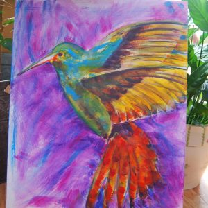 Hummingbird 2 - CJF648