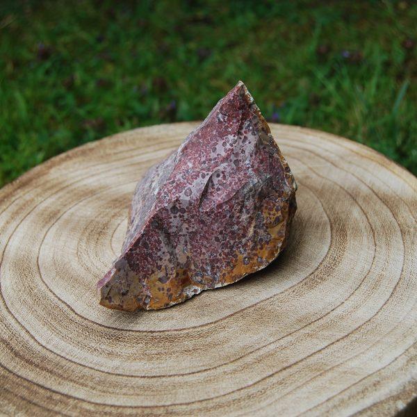 Rough Jasper Unpolished Crystal Stone - CJF082