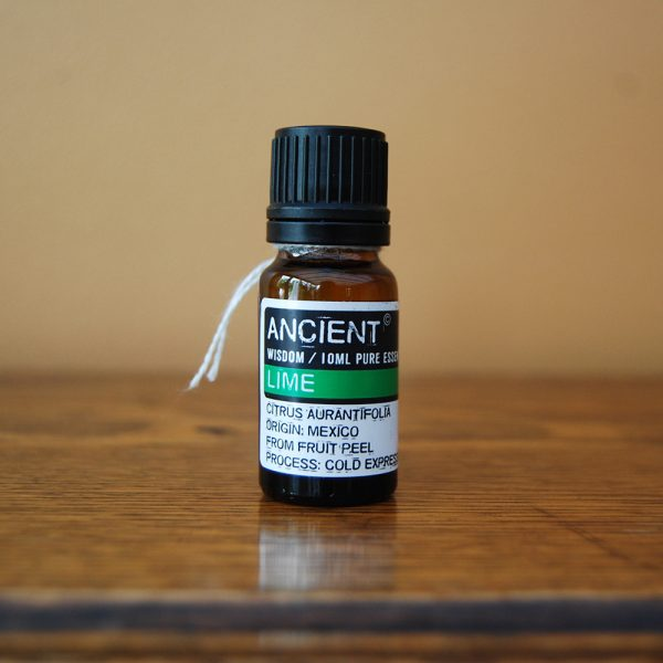 Lime Pure Essential Oil - CJF020