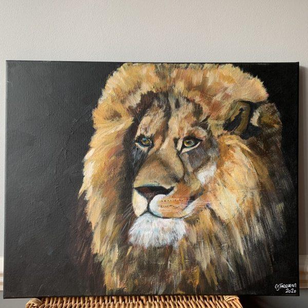 Lion Head - CJF1710