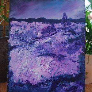 Pink Landscape - CJF646