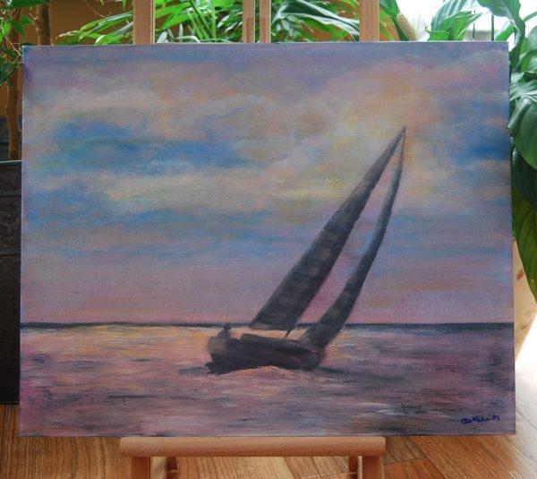Pink Yacht - CJF642