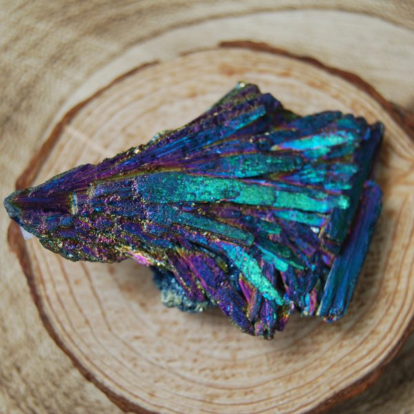 Rainbow Kyanite Rough - CJF190