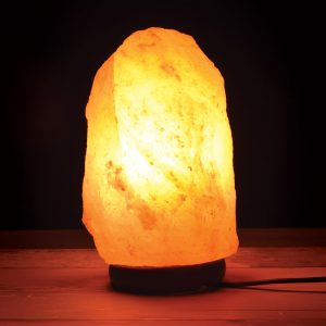Dimmable Himalayan Rock Salt Lamp (2-3kg)