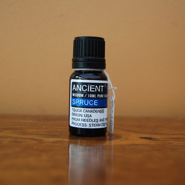 Spruce Pure Essential Oil - CJF037