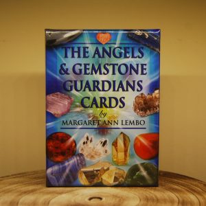 The Angel & Gemstone Guardian Oracle Cards - CJF574