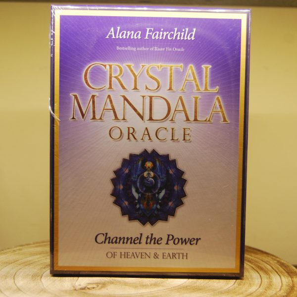 Crystal Mandala Oracle Cards - CJF575
