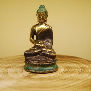 Brass Buddha Statue - CJF573